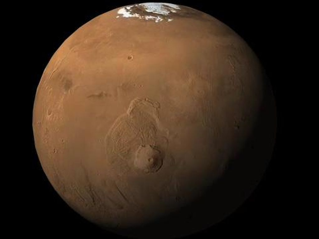 Space Images | Phoenix's Position on Mars