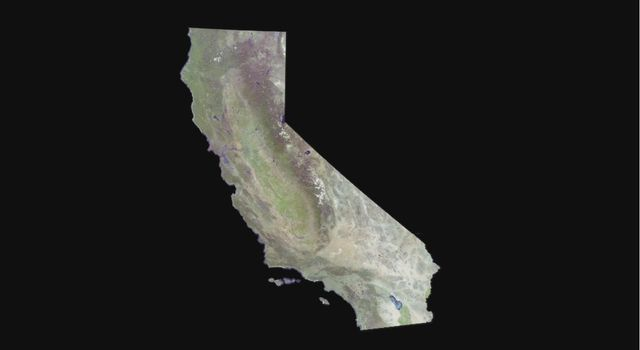 Data from JPL's Advanced Spaceborne Thermal Emission and Reflection Radiometer instrument on NASA's Terra satellite provides views of the L.A. Basin, San Francisco Bay and more.
