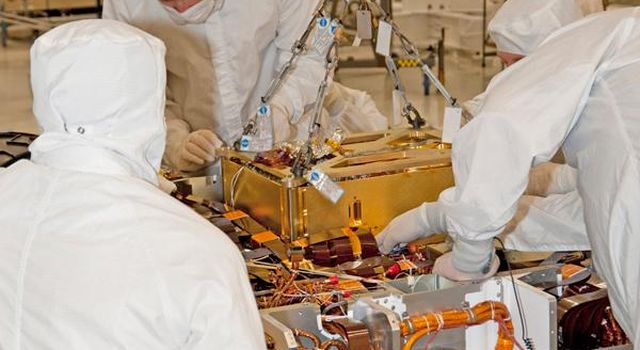 mars rover cleaning event - photo #32
