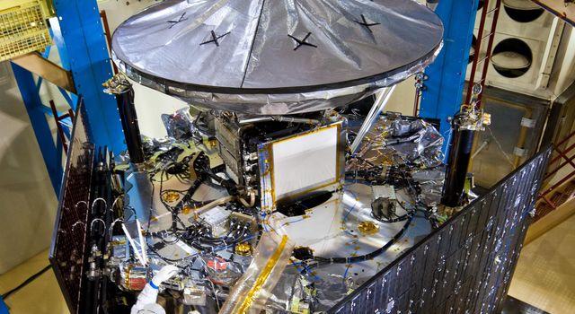 Juno Spacecraft Passes the Test