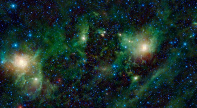 Nebulae: Not as Close as They Appear