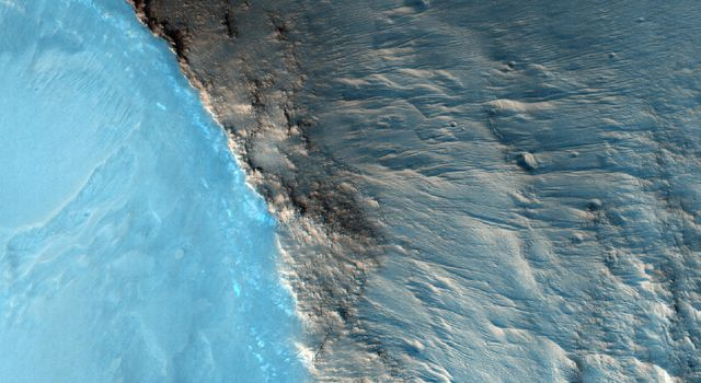Small Mounds in Chryse Planitia
