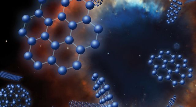 Graphene in Space