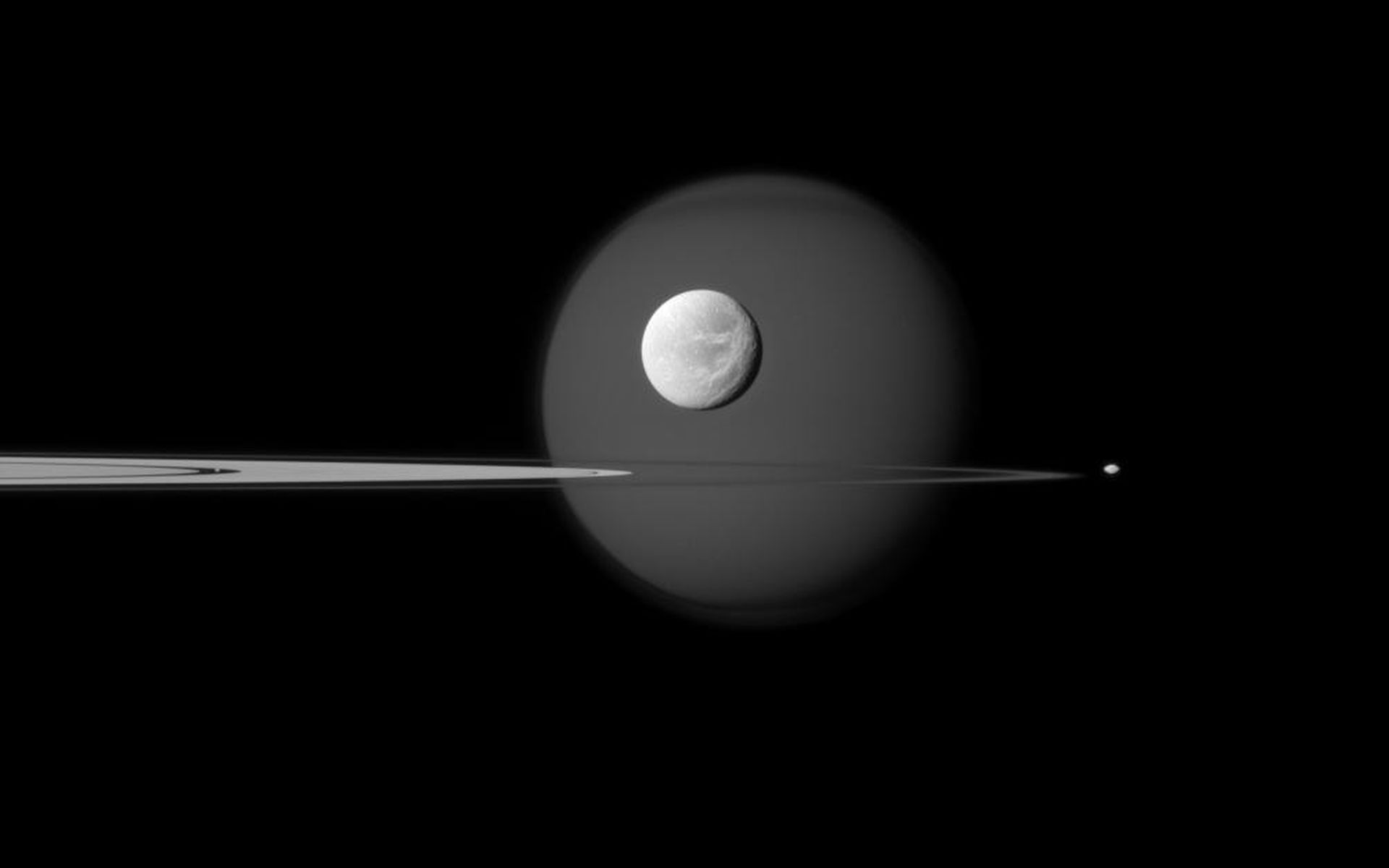 Space Images | In, Around, Beyond Rings