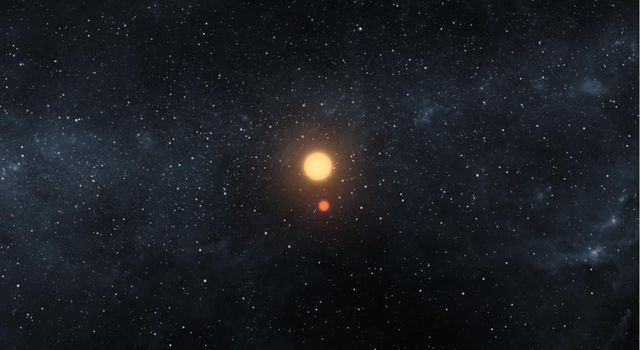 A Dance of Two Suns and One Planet (Artist Concept)