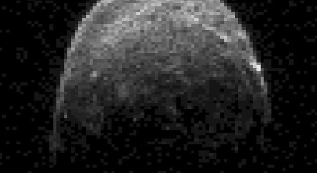 Asteroid 2005 YU55 Approaches Close Earth Flyby