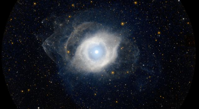 NGC 7293, the Helix Nebula