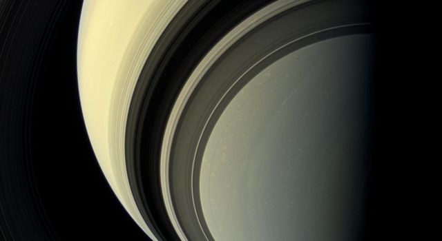 Winter is approaching in the southern hemisphere of Saturn and with this cold season has come the familiar blue hue that was present in the northern winter hemisphere at the start of NASA's Cassini mission.
