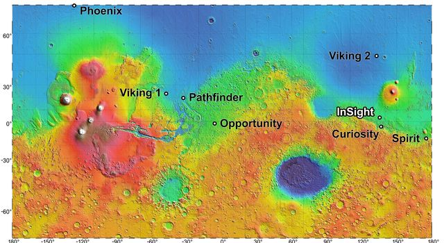 InSight will study the Red Planet's interior to advance understanding of the processes that formed and shaped the rocky planets.