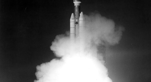 Voyager 1 Launch (1977)
