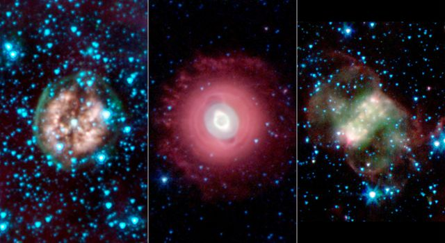 Death Beckons Three Aging Stars