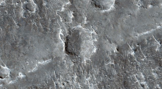 A Possible Landing Site for NASA