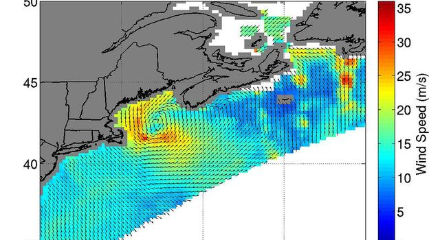 NASA RapidScat Proving Valuable for Tropical Cyclones