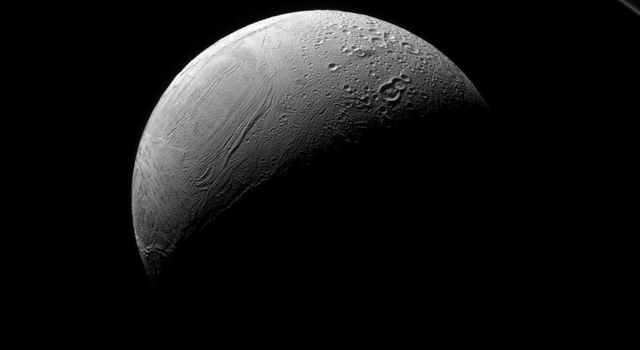 Enceladus, Old and New