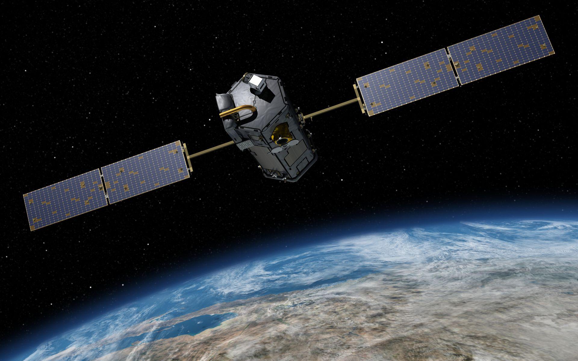 nasa satellite missions-#12