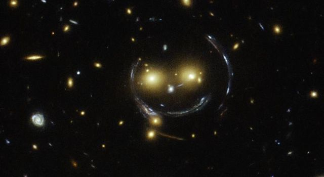 Smile, and the Universe Smiles With You