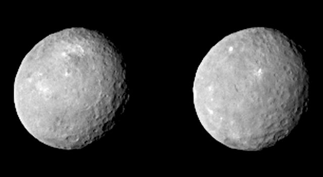 Dawn Approaches: Two Faces of Ceres