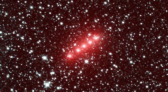 NASA's NEOWISE Images Comet C/2014 Q2 (Lovejoy)