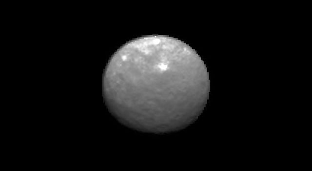Animation of Ceres on Approach