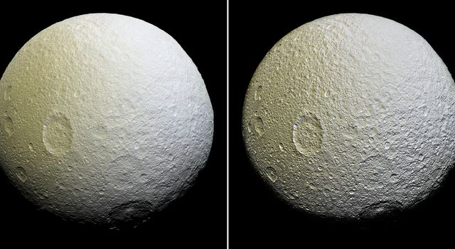 The Colors of Tethys II