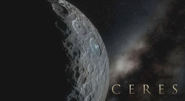 Flight Over Ceres