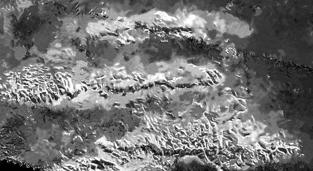 Radar View of Titan