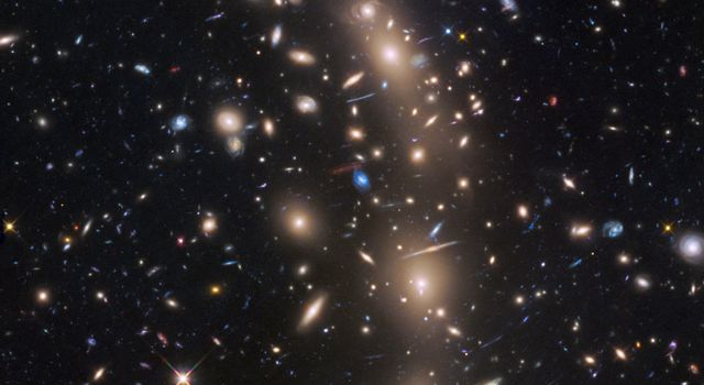 Faint Compact Galaxy in the Early Universe
