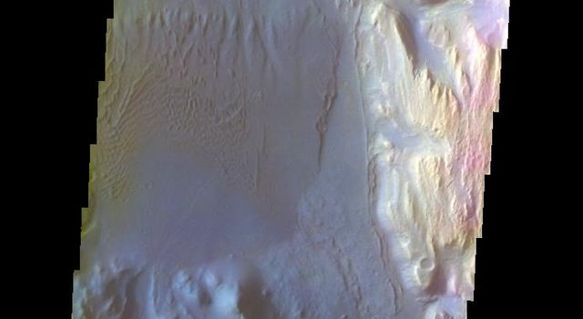 Gale Crater - False Color