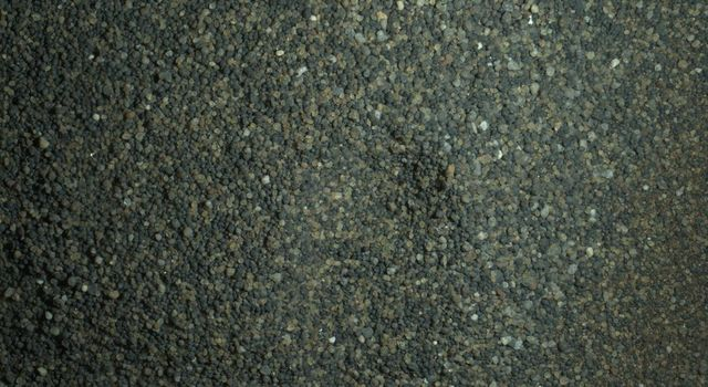 Night Close-up of Martian Sand Grains