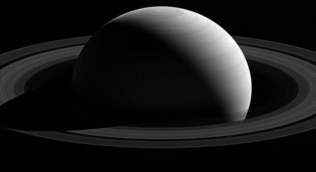 Tethys Tops Saturn