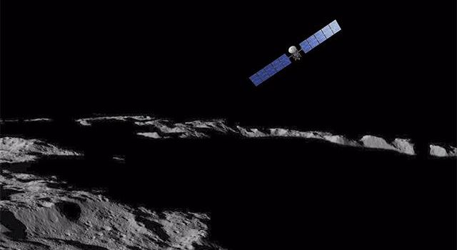 NASA's Dawn spacecraft flys over dwarf planet Ceres which Dawn has been orbiting for mre than a year, providing us with fascinating views of an alien world.