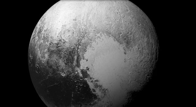 Imagine a Landing on Pluto