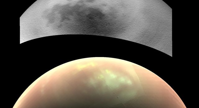 Titan's Mystery Clouds