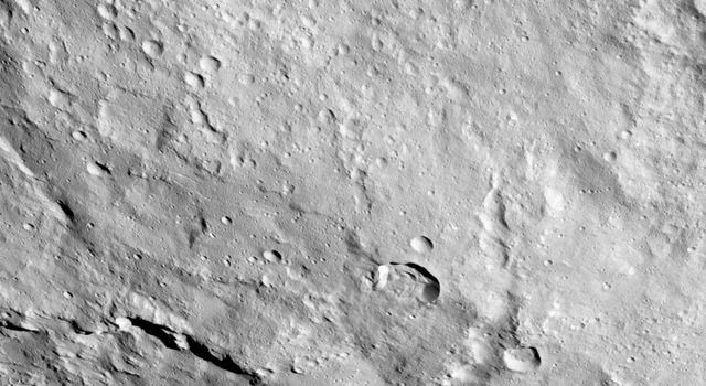 Pongal Catena on Ceres