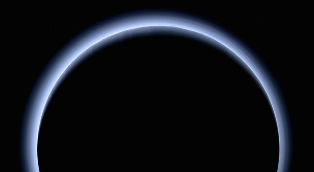 Blue Rays: New Horizons