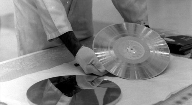 Voyager: Preparing the Golden Record