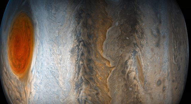 Jupiter: A New Point of View
