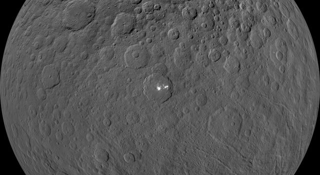 High Resolution Ceres View