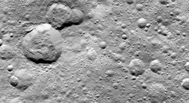'Rubber Duck' on Ceres