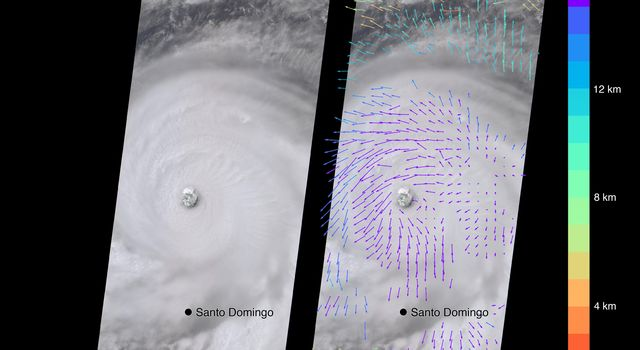 New NASA Images of Irma