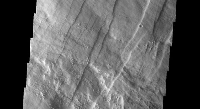 Investigating Mars: Pavonis Mons