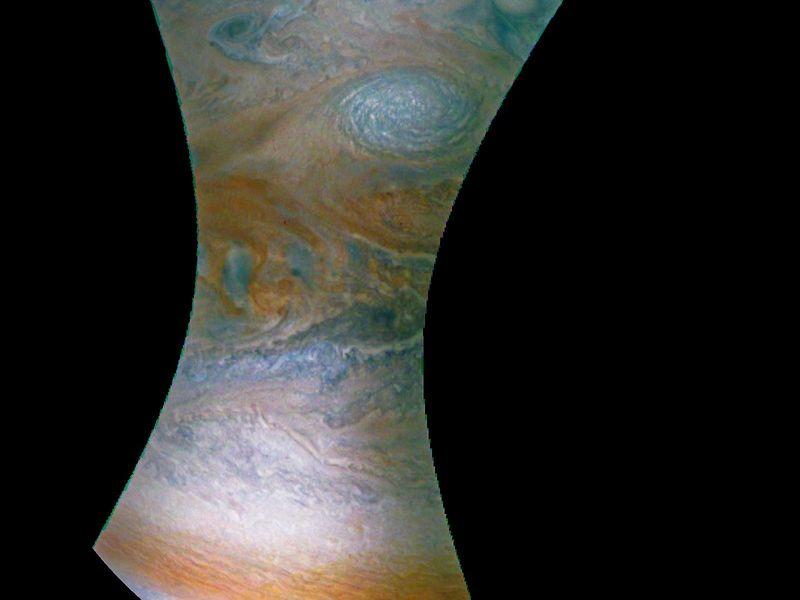 Jupiter's Dynamic Atmosphere PIA22420-800x600