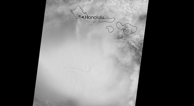 MISR Hurricane Lane