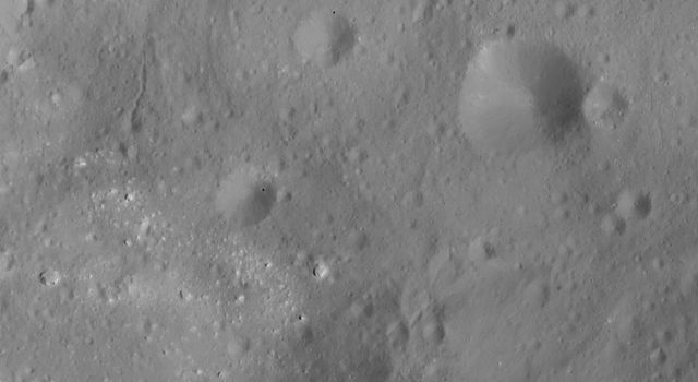 Subtle Features on Ceres
