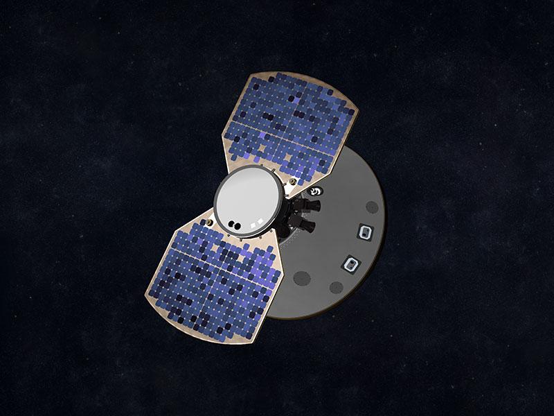 NASA's InSight Passes Halfway to Mars PIA22547-800x600