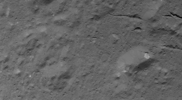 Domes and Fractures in Occator Crater