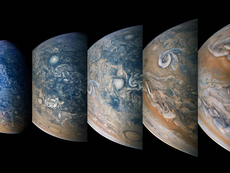 Time-lapse Sequence of Jupiter's North PIA22686-800x600
