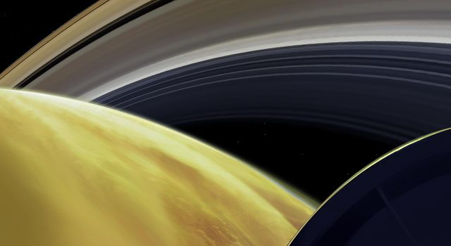Grand Finale: One of Cassini