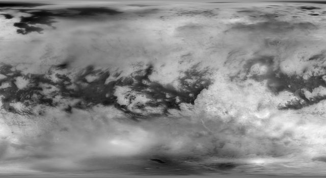 Titan Mosaic: The Surface Under the Haze