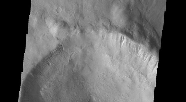 Crater Gullies